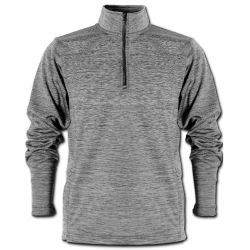 BAW Athletic Wear™ - F625 - Honeycomb 1/4 Zip  - Adult