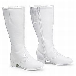 DINKLES® - 1005 - Holly Boot - White