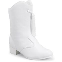 DINKLES� - 2005 - Stacie Majorette Boot - White