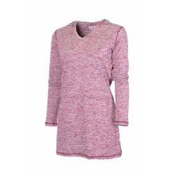 BAW Athletic Wear™ - DT601Y - Ladies Shirt Dress V-Neck - Girls