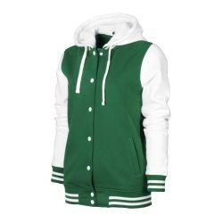 BAW Athletic Wear™ - B7001 - Letterman Varsity Jacket - Ladies