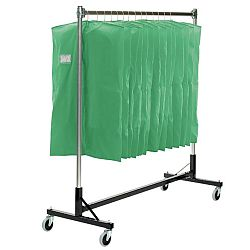 DSI� - �H� Style Uniform Storage Rack
