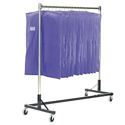 "DSI™ - ""Z"" Style Uniform Storage Rack"