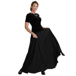 DSI™ - Extra Full Polyester Knit Concert Skirt
