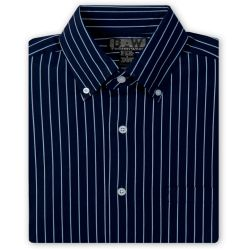 BAW Athletic Wear� - G920 - Hi-Density Gingham Long Sleeve Button Down - Adult