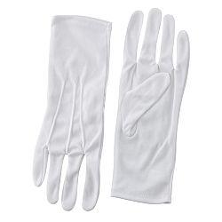 DSI� - White Nylon Gloves