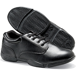 Drillmaster™ - Super Drillmasters Marching Band Shoe - Black