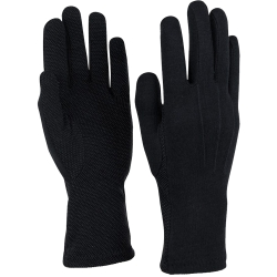 Style Plus™ - Long Wristed Sure Grip Gloves - Black